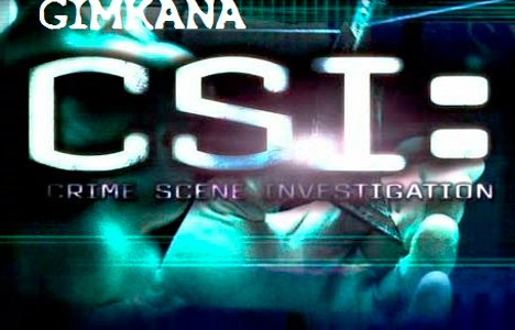 CSI Treasure hunt
