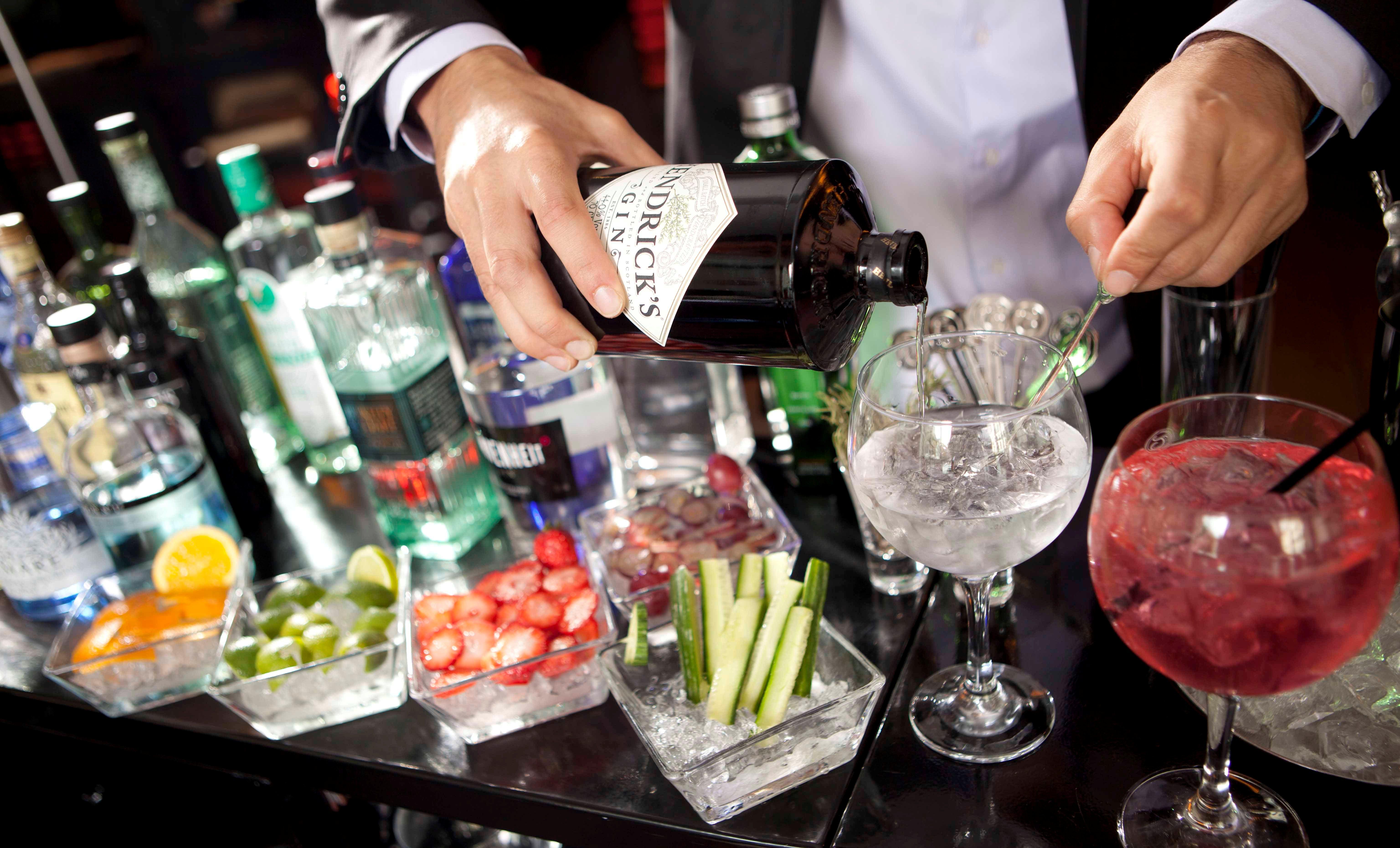 Gin and Tonic Masterclass - Tossa de Mar, Spain