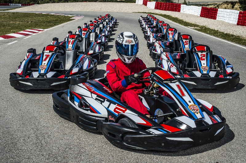 Super Gran Premi F1 (Karting)