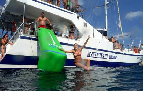 Catamarà Party Tossa y Lloret de Mar - Girona - activitats_catamaran/catamaran-tossa-1.jpg