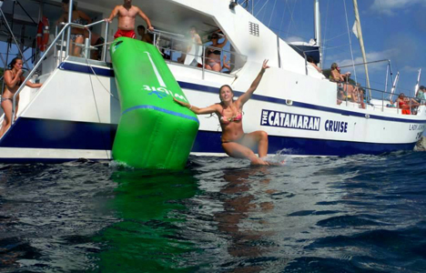 Pack Catamaran +Dj  à Lloret de Mar – Gérone