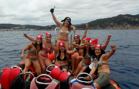 Pack Contrabandista en Tossa de Mar - Girona