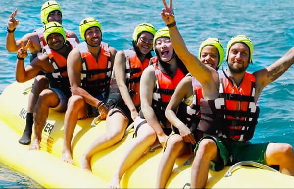 Banana Boat Barcelona -