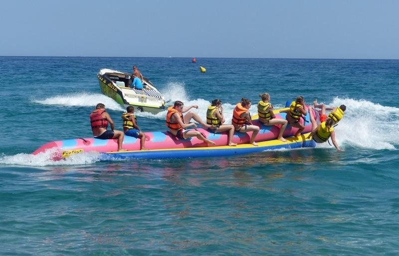 Banana Boat - Platja d'aro