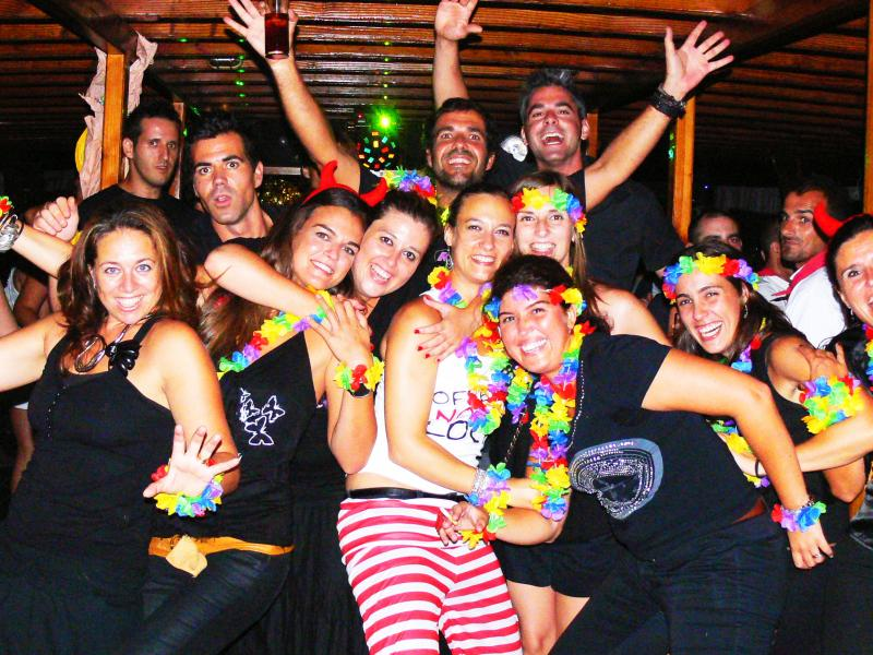 Party Boat en Mallorca