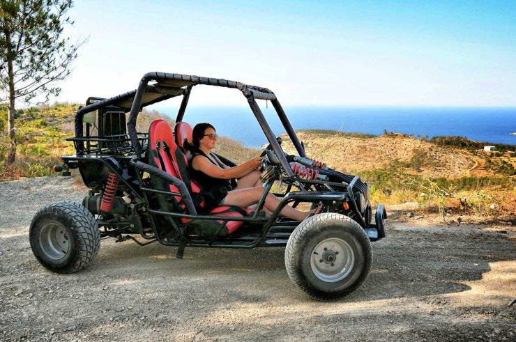 Buggy tour Eivissa