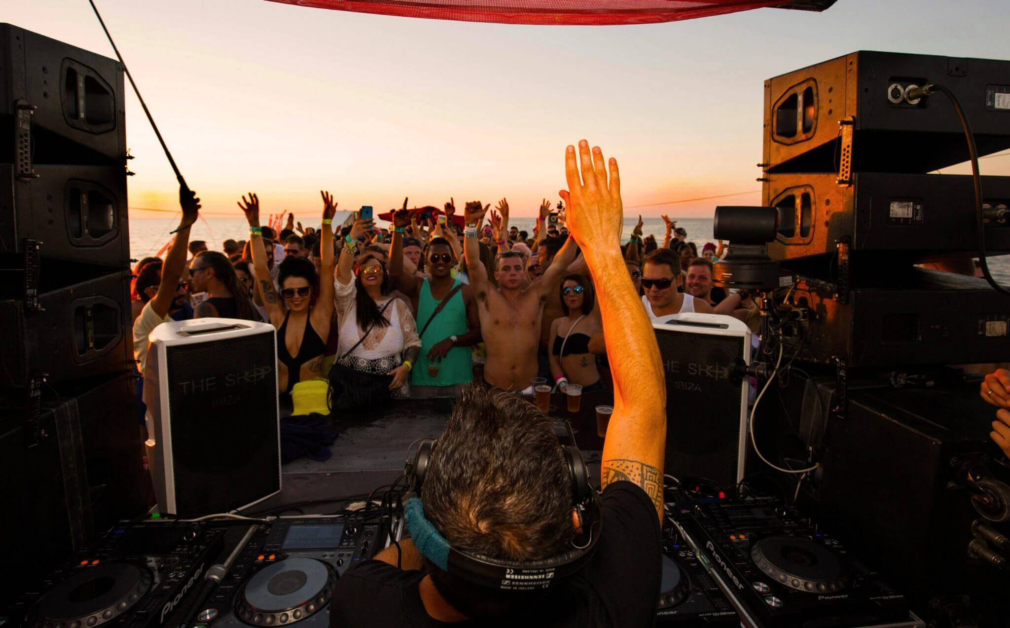 Pack Sunset Ibiza