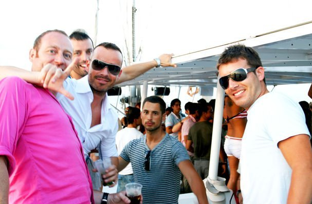 Catamaran Party Barcelona