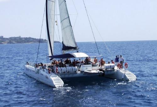 Pack catamaran Salou
