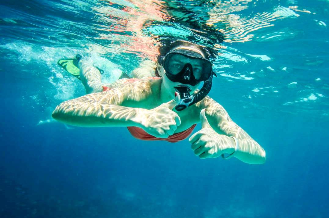 Bateau + snorkel  Platja d'aro
