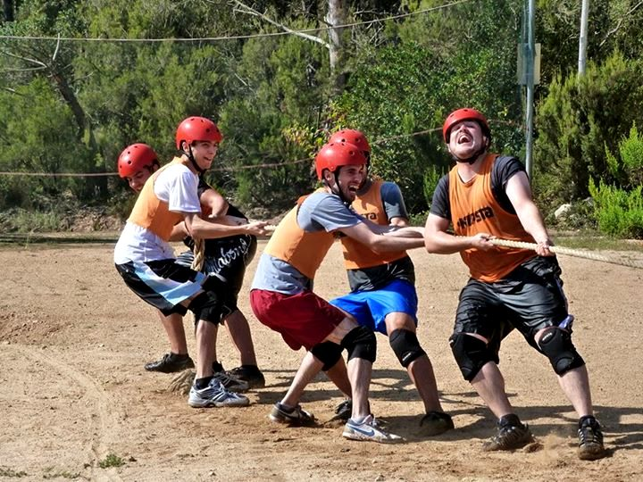 Pack It's a knockout/I'm a celeb trials  Platja d'Aro - Girona - flay-hat-2.jpg
