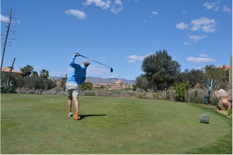 Torneo de golf en Girona