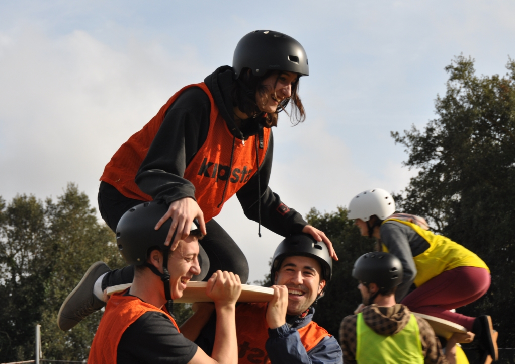 Humor Amarillo + Barbacoa + Paintball en Tossa de Mar - Girona