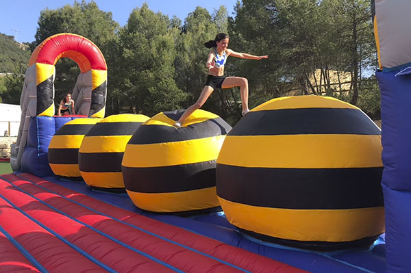 It's a knockout Barcelona