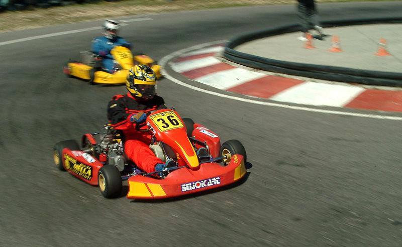 Forfait spécial karting à lloret de Mar - Gérone