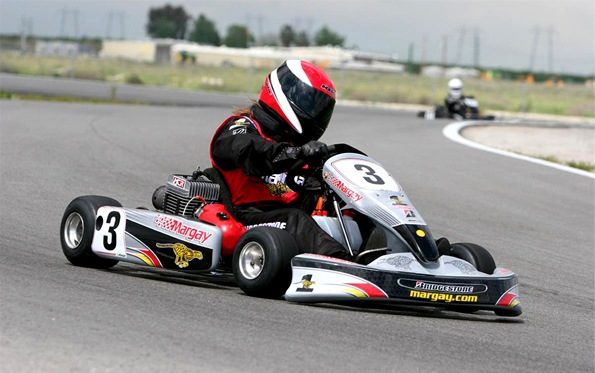 Go Kart racing, restaurant and accommodation Lloret de mar