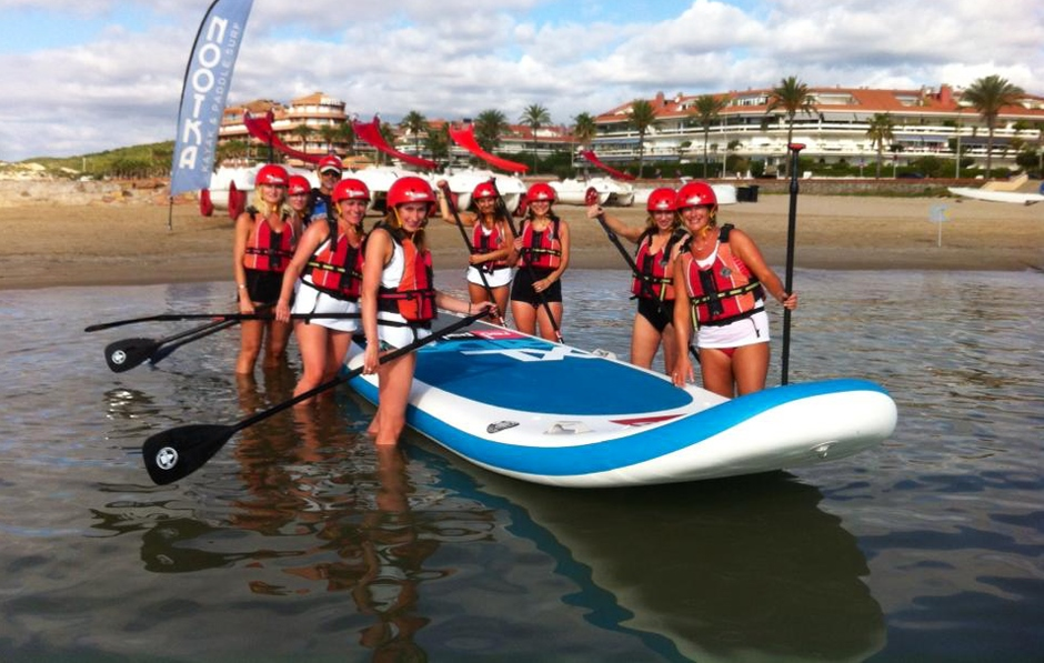 Monster Sup - Sitges