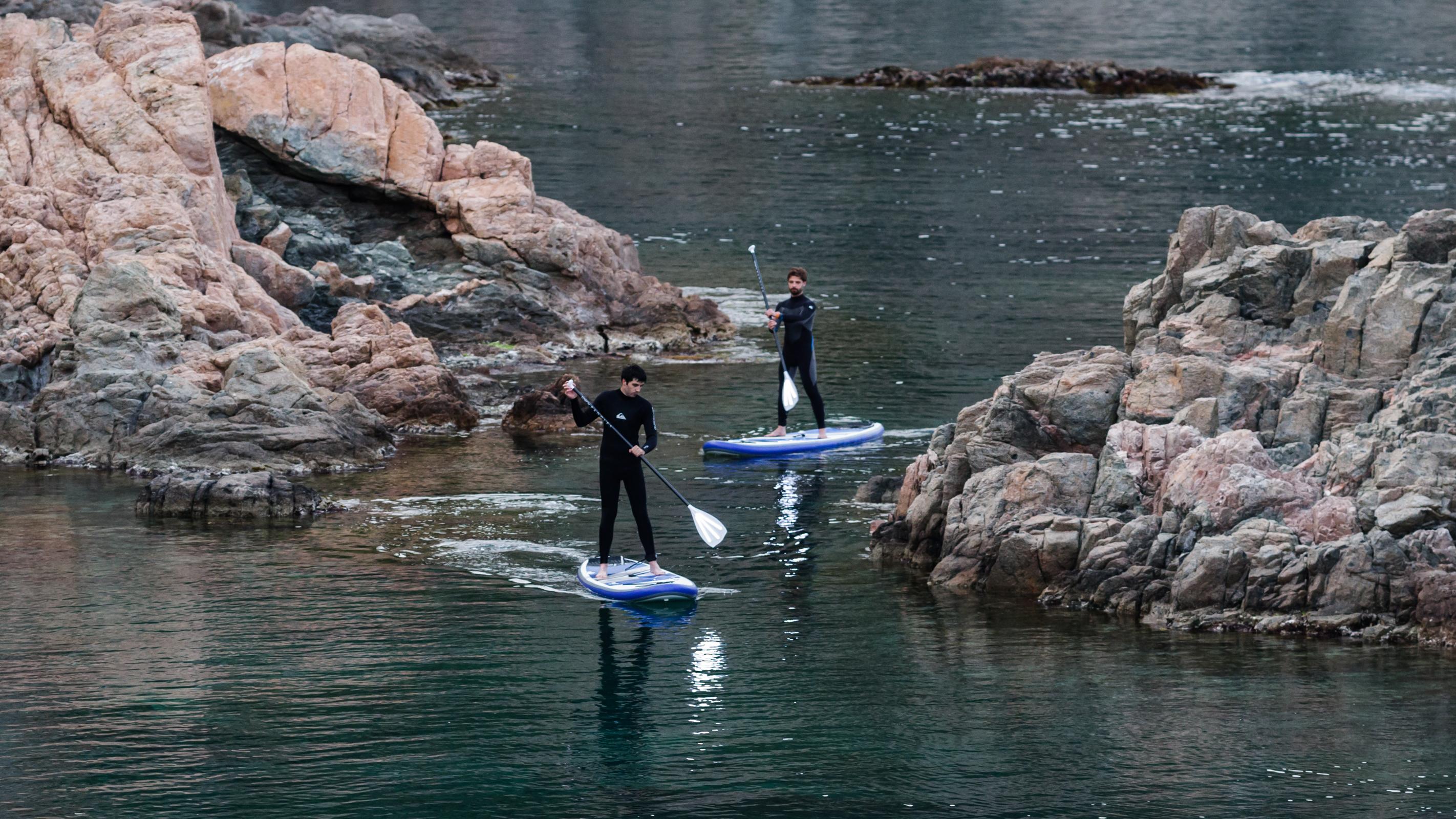 Bautizo de Paddle surf - Tossa de Mar - paddle-5.jpg