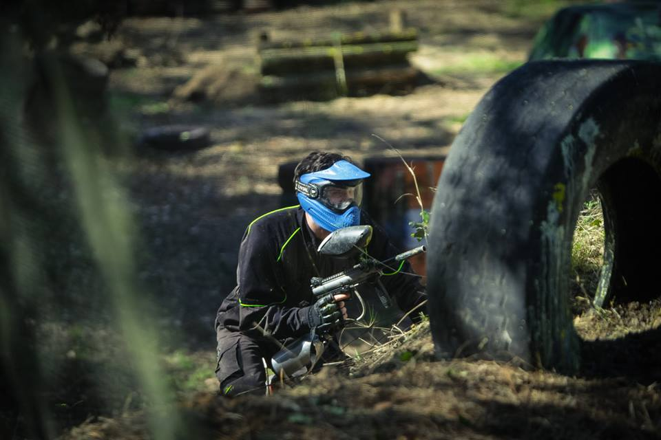 Paintball in Barcelona