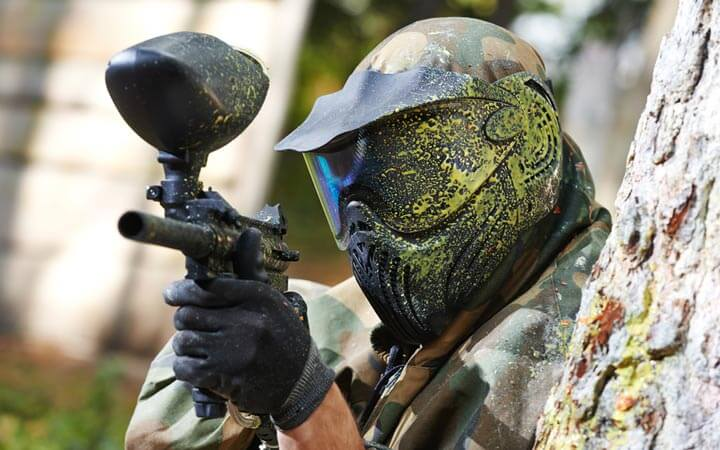 Paintball Majorque
