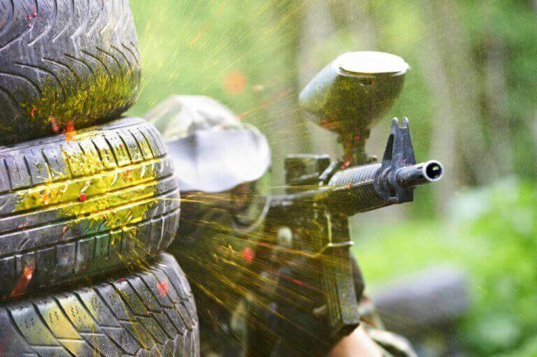 Pack paintball Mallorca