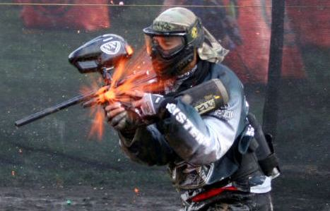 Special paintball pack Tossa de mar - Girona
