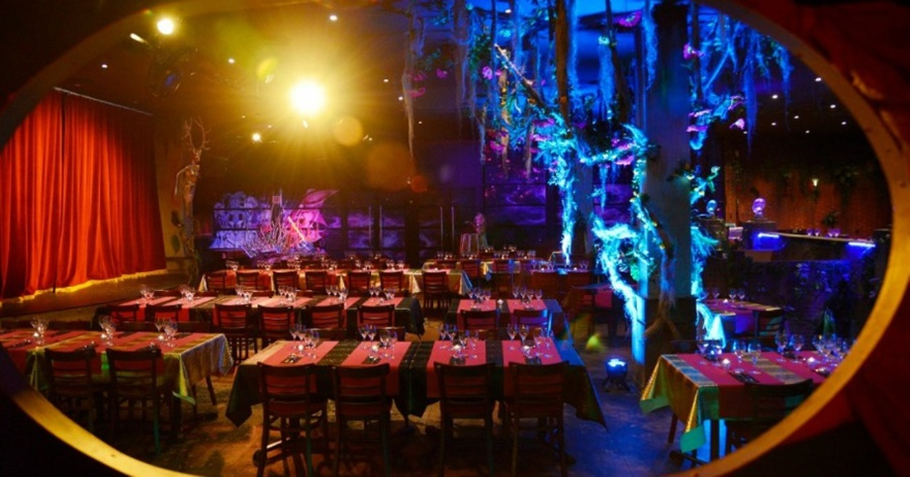 Restaurant Passion Show Barcelona