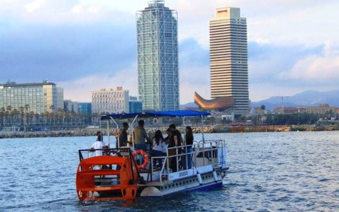 Pedal Cruise Tour a Barcelona