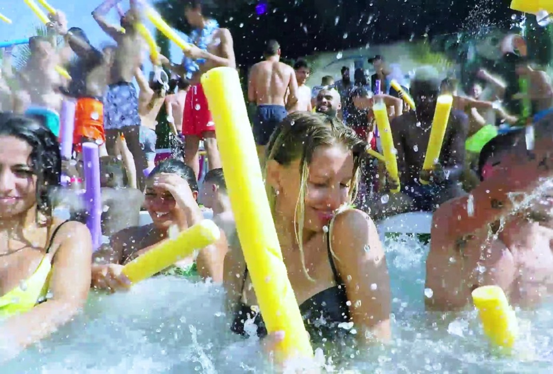 Pool Party Lloret
