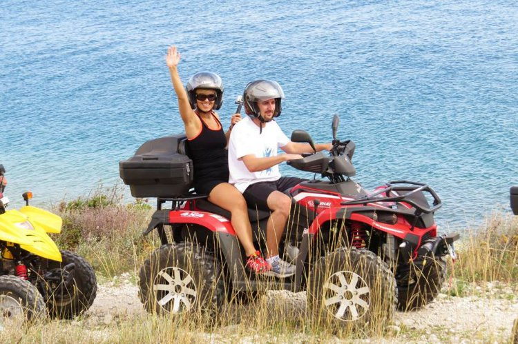 Quad Hike in Ibiza
