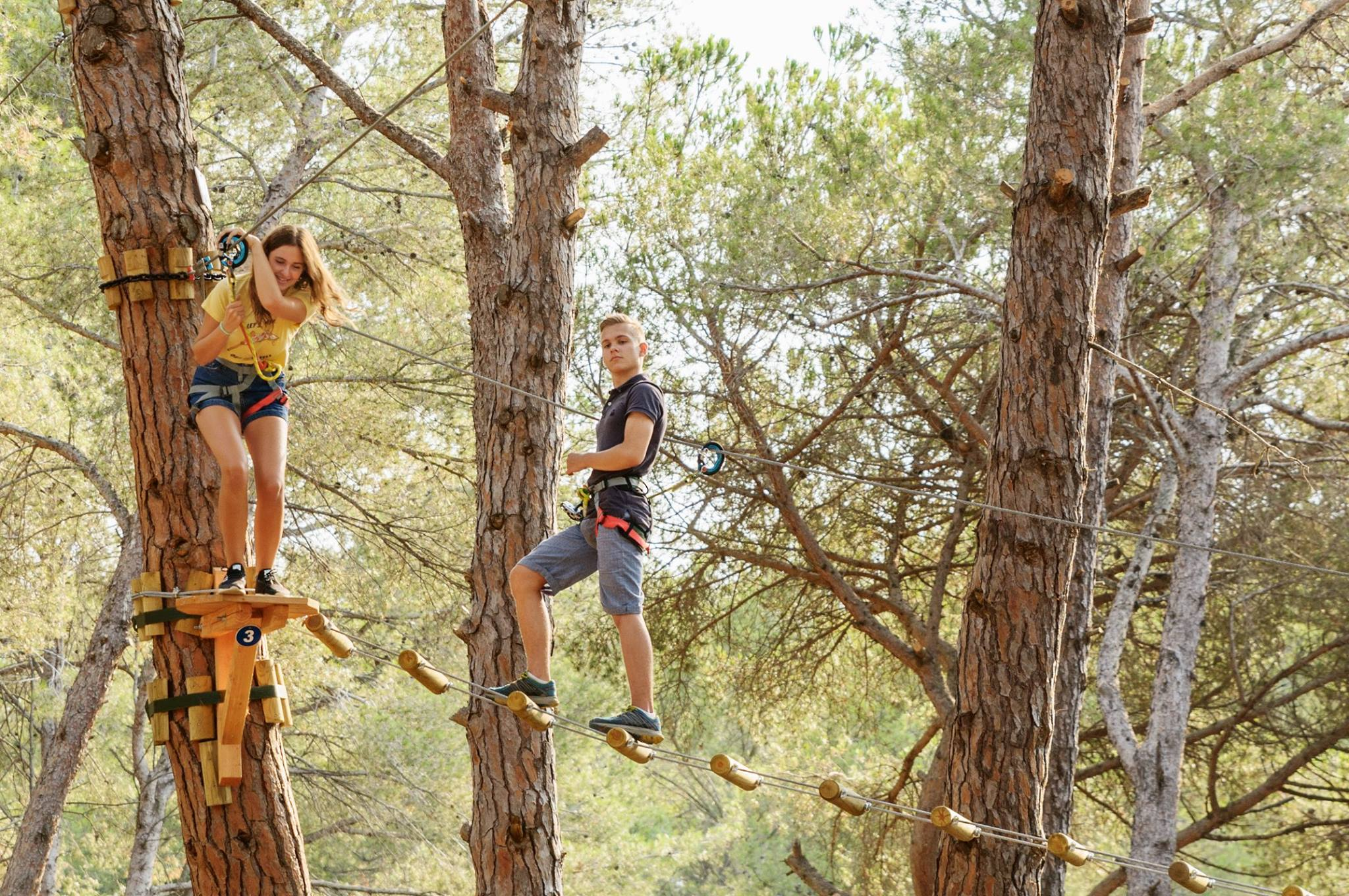 High wire package Lloret de mar - Girona - troll-aventura.jpg