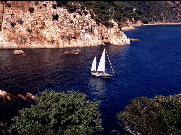 Yacht charter Costa Brava - Girona - veler-2014-2.jpg