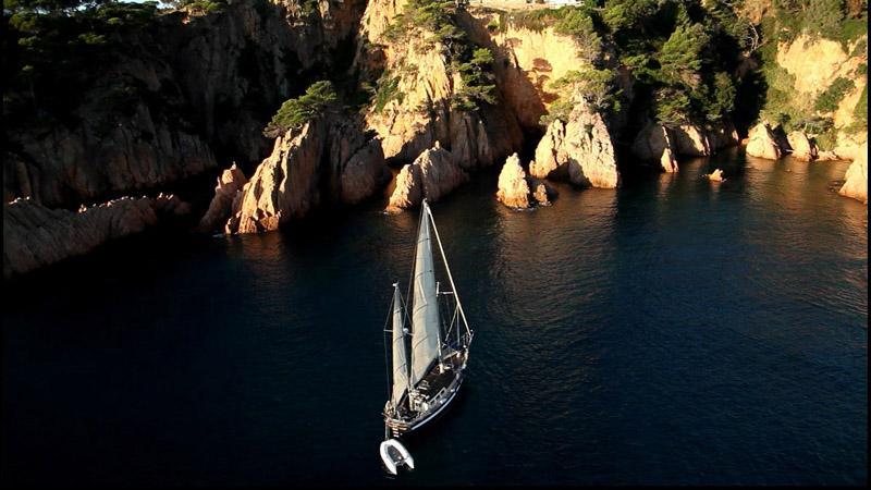 Salida en velero Costa Brava - Girona - veler-2014-5.jpg