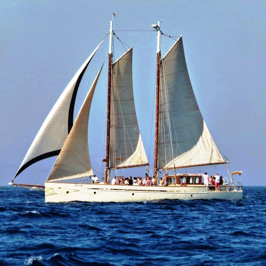 Yacht Platja de aro, Costa Brava -