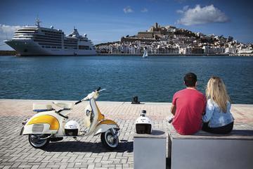 Vespa tour Ibiza