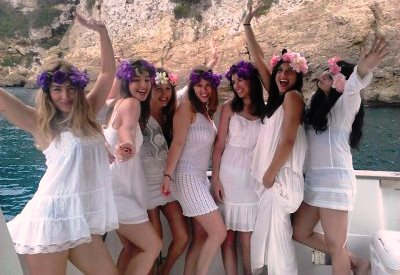 White Party Boat Alicante