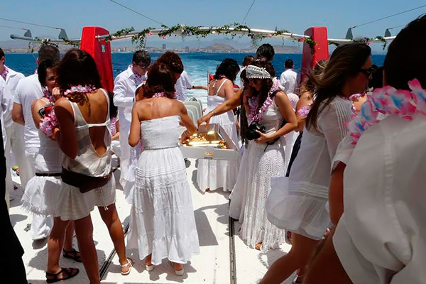 White Party Boat - Alicante