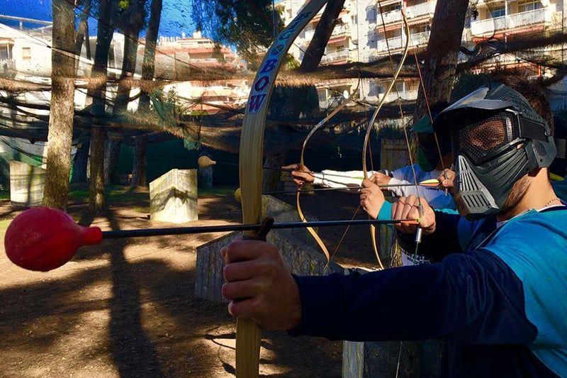 Archery Tag Salou