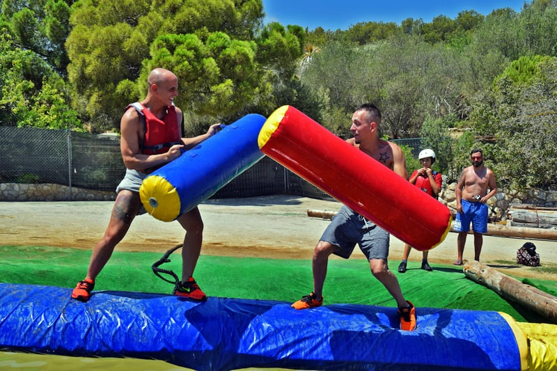 It's a knockout Sitges