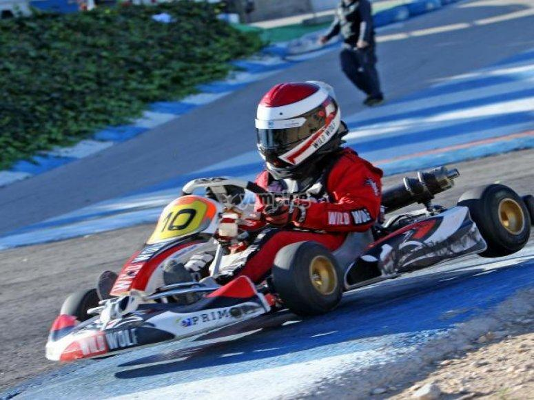 Pack Karting Benidorm