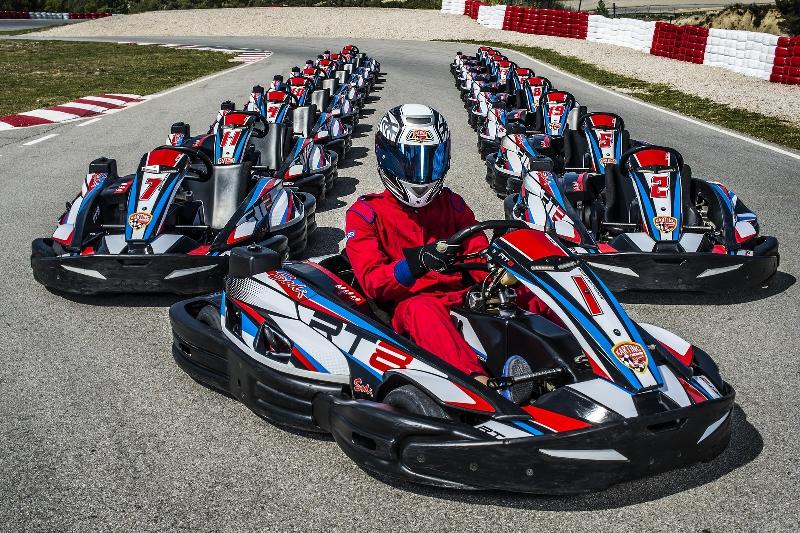 Super Gran Premio F1 (Karting)