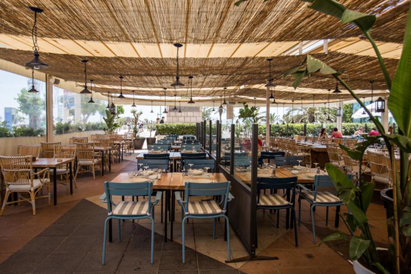Dinner in the Olympic port Barcelona - marina-bay.jpg