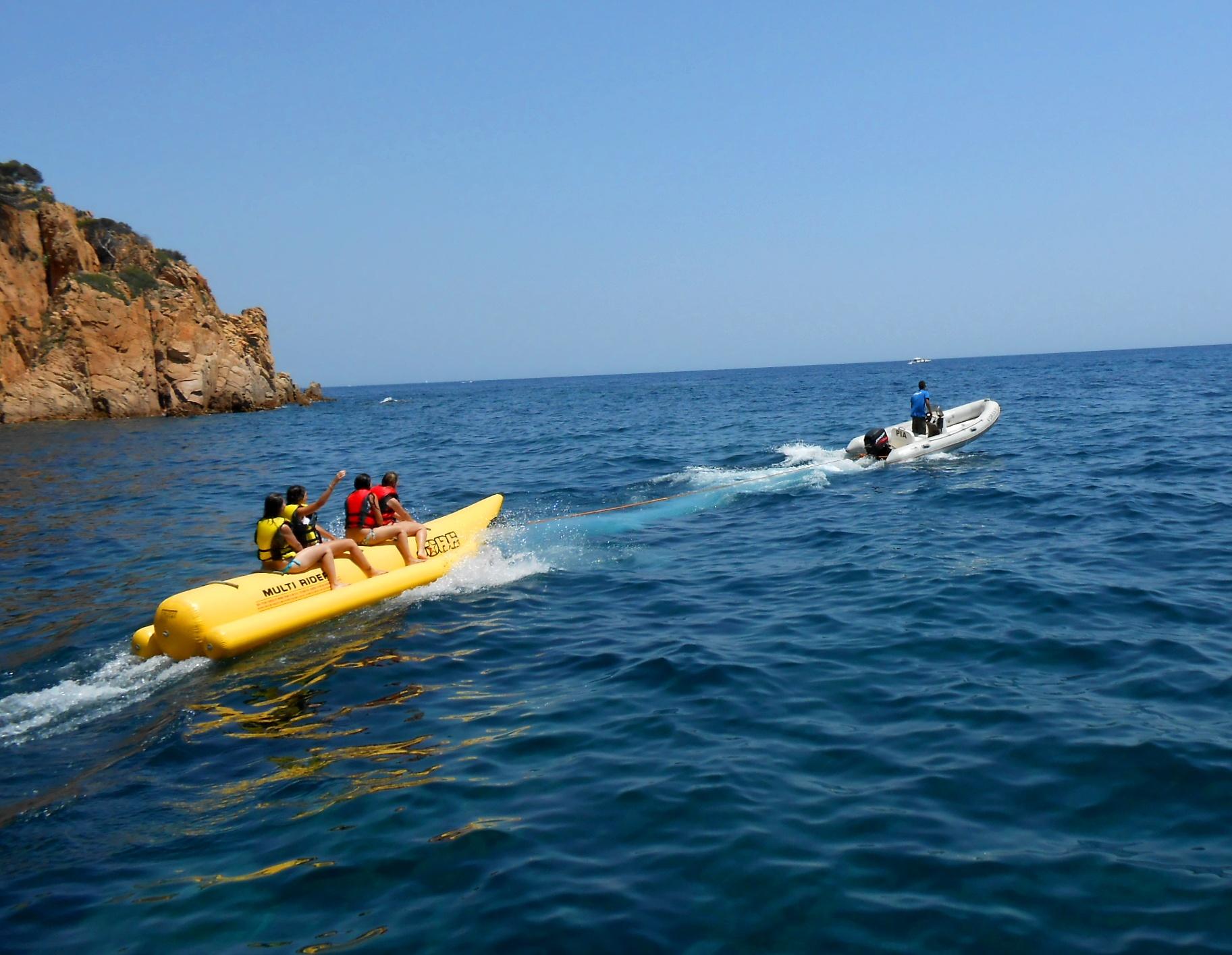 Party boat and DJ in Platja d'Aro - snorkel4.jpg