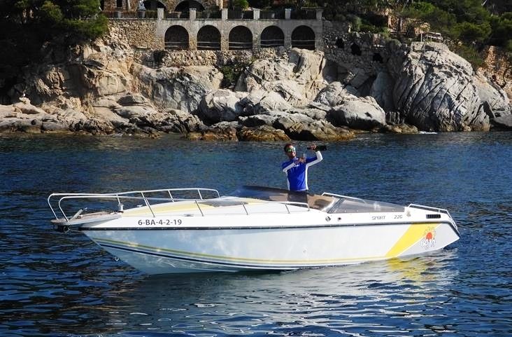 Speed Boat - Platja d'aro