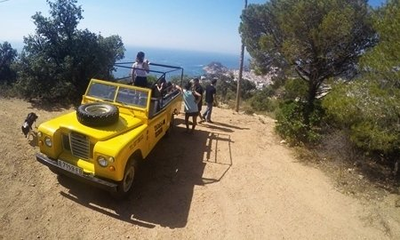 4 x 4 Mountain Trek Tossa de mar