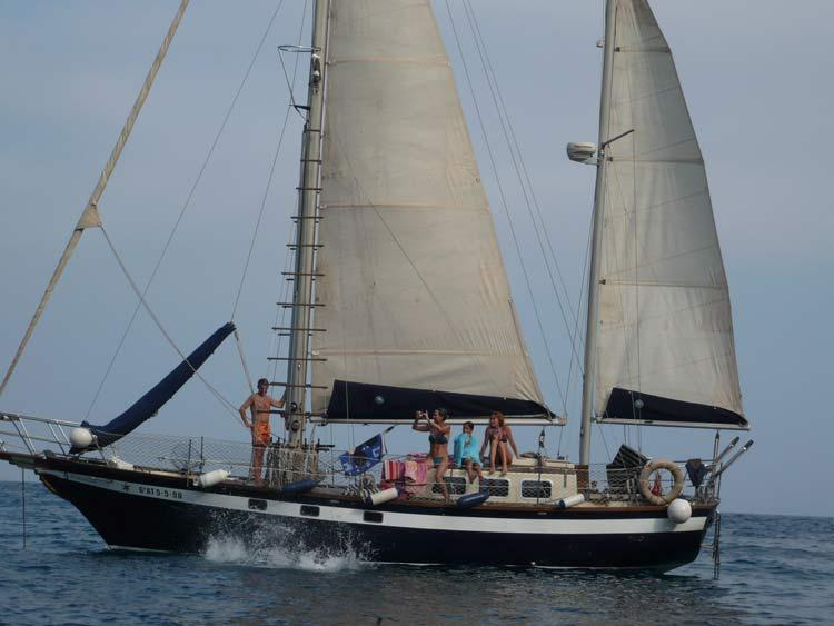 Salida en velero Costa Brava - Girona - veler-2014-1.jpg